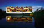 Wohnhaus Mondrian, Foto: Paul Safko