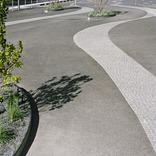 Hummelhofbad Außenanlagen, Foto: Hertha Hurnaus
