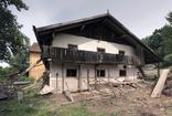 Umbau eines Bayerwald-Bauernhauses, Foto: Jutta Görlich