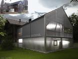 Atelierhaus Walgaustraße, Foto: Andy Sillaber