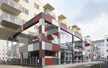 Wohnbau mit Kinderbetreuungs-einrichtungen, Foto: FARBRAUM.cc Markus Auer, Josef Holzer