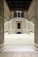Neues Museum - Wiederaufbau, Foto: Ute Zscharnt