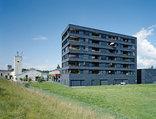 Wohn- und Geschäftshaus Hämmerle Areal, Foto: Bruno Klomfar