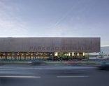 Parkbad Linz - Eishalle und Saunaumbau, Foto: Josef Pausch