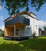 Sanierung und Erweiterung Wohnhaus Scheicher, Foto: Christian Schepe