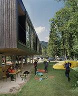 Camp Wildalpen, Foto: Livia Corona
