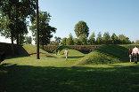 Berggarten und Fasanengarten IGS 2000 Graz, Foto: Anette Freytag