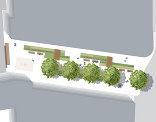 Öffentlicher Durchgang Ahornergasse, Plan: Anna Detzlhofer