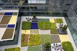 Innenhof NÖ Versicherung, Foto: Manfred Seidl