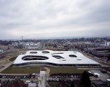 Rolex Learning Center, Foto: Hisao Suzuki