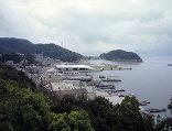 Naoshima Ferry Terminal, Foto: Hisao Suzuki