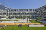 Freiraum Lodenareal, Foto: Monsberger Gartenarchitektur GmbH
