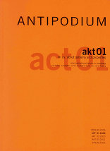 Antipodium - ACT 01: The catalogue