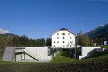 Erweiterung Internatsgebäude für Schisportlerinnen, Foto: Henning Koepke