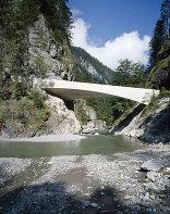Schanerlochbrücke, Pressebild: Marc Lins