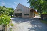 Neubau Michelehof Wirtschaftsgebäude, Pressebild: Nina Baisch