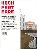 hochparterre 04|2011 Zeitschrift für Architektur und Design