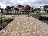 ELKI Platz, Foto: idealice Landschaftsarchitektur