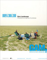 GAM 07. Zero Landscape