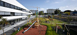 Campus Monte Laa, Foto: Manfred Seidl
