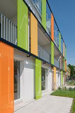 Wohnen im Grünen, Foto: Hertha Hurnaus