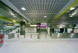 U2 Stationen Krieau und Stadion, Foto: Bruno Klomfar