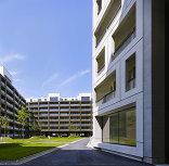 Wohnbebauung Donaufelder Straße, Foto: Lukas Roth