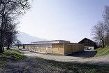 Rheinhof Stall und Wohnhaus, Foto: Bruno Klomfar