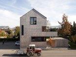 Plusenergie - Einfamilienhaus, Pressebild: Lukas Schaller