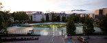 Parkdeck LKH-Villach, Foto: WINKLER + RUCK ARCHITEKTEN ZT GMBH