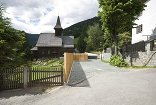 Evangelischer Kirchenplatz Bad Kleinkirchheim, Foto: Astrid Meyer