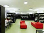 Bibliothek und Archiv TU Graz,  Neugestaltung der Lesesäle, Foto: Paul Ott