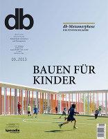 09|2013<br> Bauen für Kinder