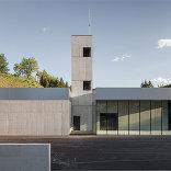 Feuerwehrhaus und Bauhof Weyer, Foto: Kurt Hörbst
