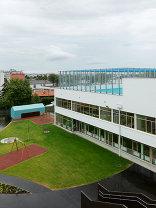Campus Donaufeld Nord, Foto: Paul Ott