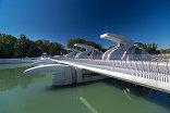 Wasserkraftwerk Sohlstufe Salzach, Foto: Michael Hierner