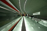 U-Bahnstation 'Lohring', Foto: Andreas Secci / poolima