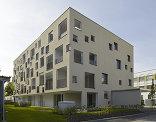 Wohnbau Anton-Bruckner-Straße, Foto: Walter Ebenhofer