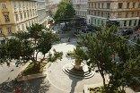 Augustinplatz, Foto: KoseLicka Landschaftarchitektur