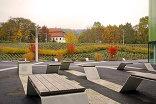 Science Park Linz – Bauteil 1, Foto: idealice Landschaftsarchitektur