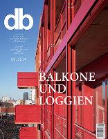 09|2014<br> Balkone und Loggien