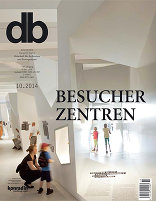 10|2014<br> Besucherzentren