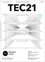 TEC21 2014|51-52 Holzbau nackt
