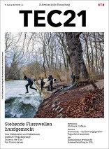 TEC21 2015|01-02 Stehende Flusswellen handgemacht
