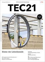 TEC21 2015|03-04 Hinter der Lehmfassade