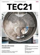 TEC21 2014|49 Kernkraftwerke rückbauen