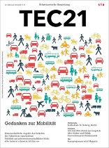 TEC21 2015|07-08 Gedanken zur Mobilität