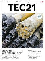 TEC21 2015|09-10 Erdwärme: First come, first serve?