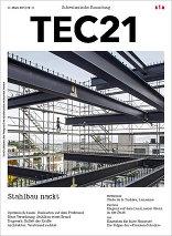 TEC21 2015|11 Stahlbau nackt
