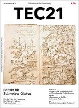 TEC21 2015|12 Schutz für Schweizer Gärten